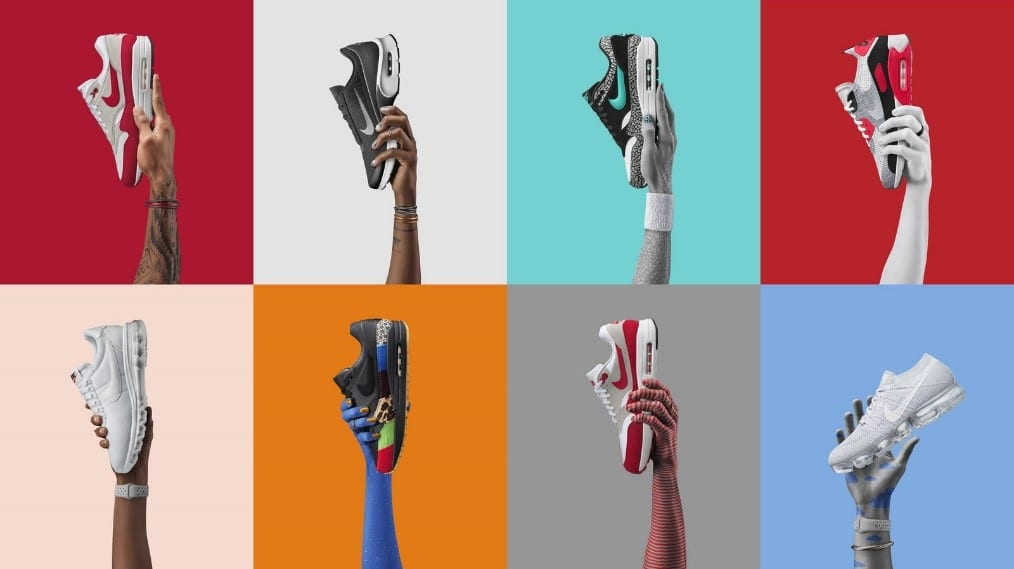 AIR MAX DAY COLLECTION FEATURING NIKE AIR VAPORMAX