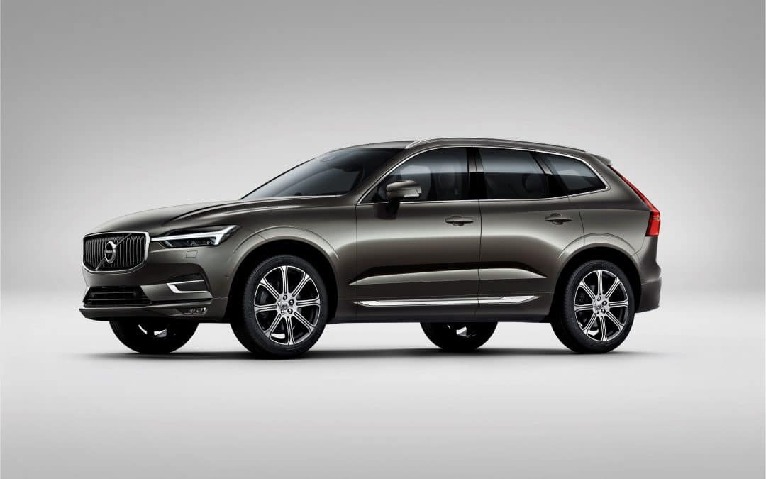 All-new Volvo XC60 revealed in Geneva