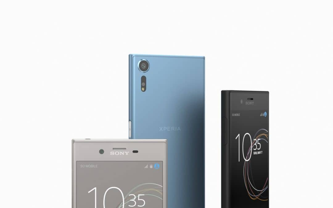 Sony Mobile takes the feature dial to 11 with 4 new Xperias