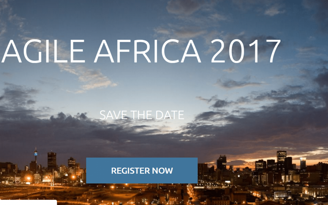 Agile Africa: Celebrating 5 years of Agile Excellence