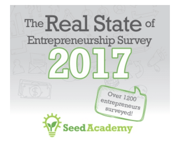 Seed Academy release results of SA's largest entrepreneurial survey