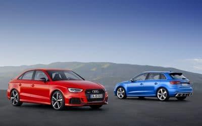Meet the new Audi RS 3 Sedan & RS 3 Sportback