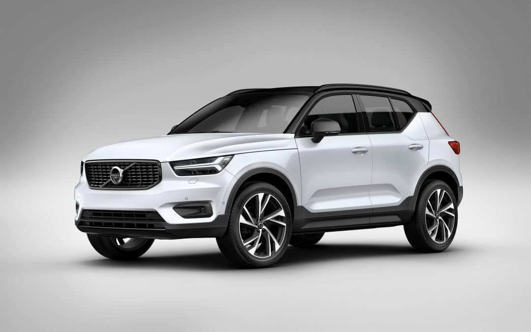 Volvo finally reveals its new XC40 – the last part of its premium SUV line-up puzzle