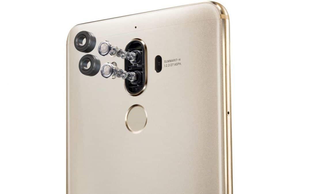HUAWEI MATE 10 promises an intelligent camera that will transform user experience