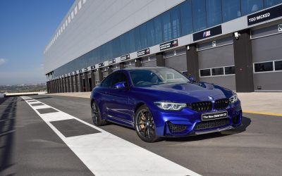 BMW launches M4 CS at the first-ever BMW M Festival at the Kyalami Grand Prix Circuit