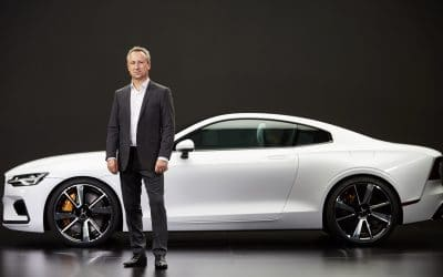 Polestar unveils the Polestar 1 and new electric performance brand vision