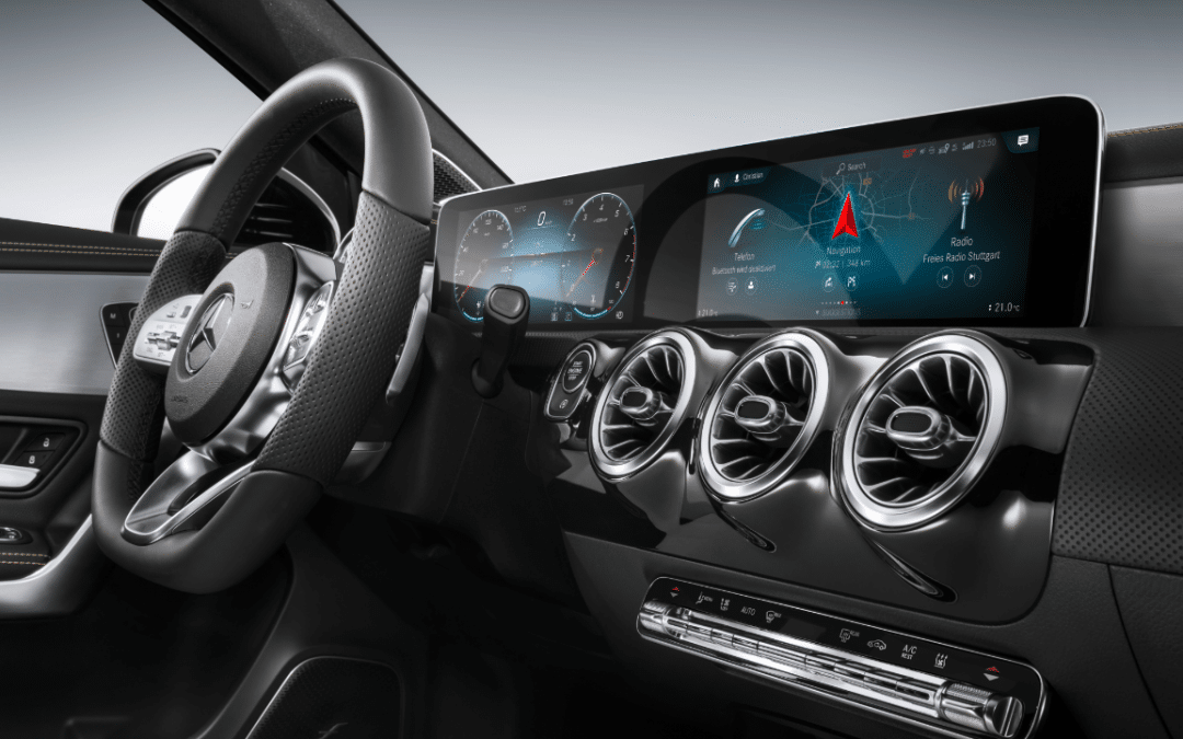 MBUX – Mercedes-Benz User Experience:  revolution in the cockpit