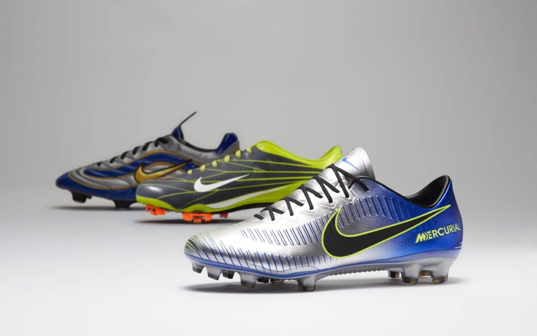 MAKING AN ICON: HOW THE MERCURIAL BECAME FOOTBALL'S WONDER BOOT