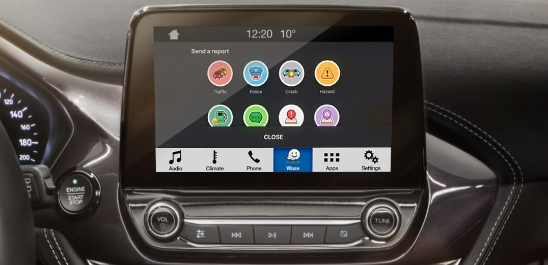 From Smartphone to Big Screen: New App Partners Help Ford Drivers Get the Best from Their Mobiles on The Move