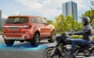 New Car-safety Tech Benefits Both Drivers and Bikers