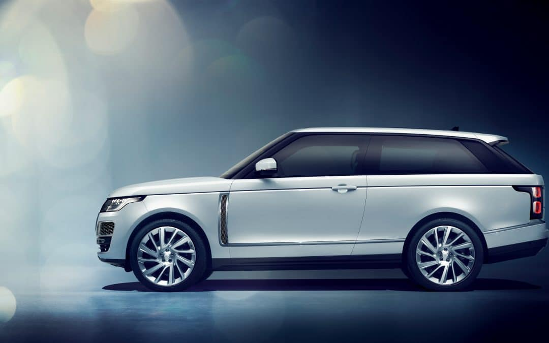 LUXURY FIRST: RANGE ROVER SV COUPÉ DEBUTS AT GENEVA MOTOR SHOW