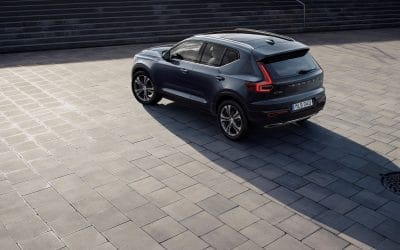 New Volvo XC40 Launches in SA