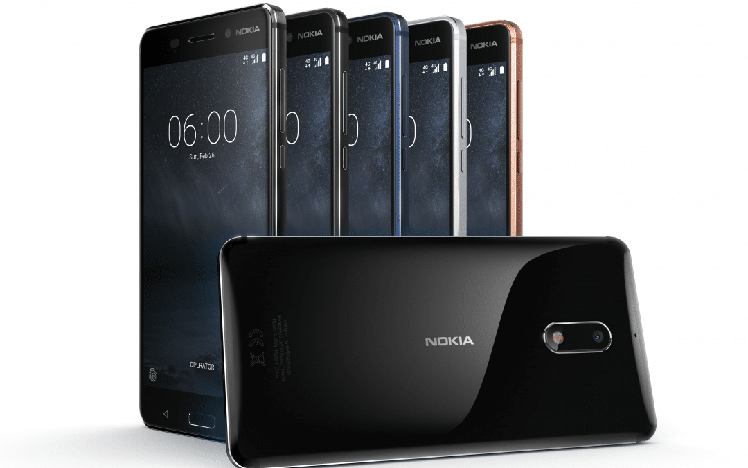 Android 9 Pie arrives on Nokia 6.1