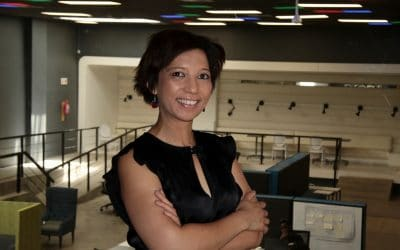 Obama Foundation selects Tshimologong's CEO Lesley Williams