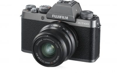 Fujifilm X-T100 quick review