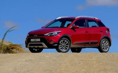 Hyundai updates the i20 range