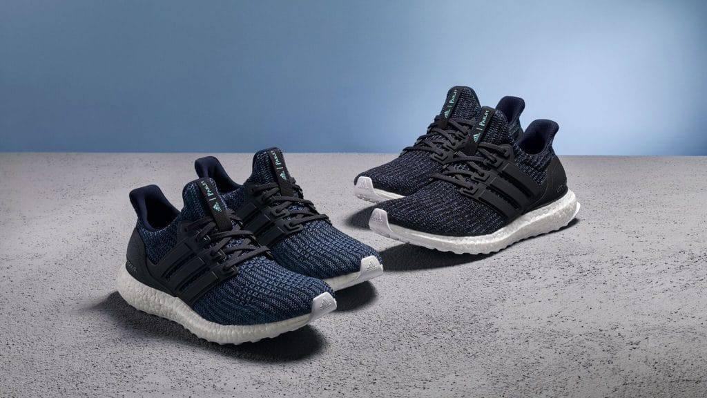adidas, adidas Running, running gear, running shoes, kicks, sneakers, ultraboost, Parley, conservation