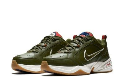 A HISTORY OF THE NIKE AIR MONARCH, TOLD THROUGH 3 IDEAS (AND 1 DAD)
