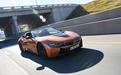 New BMW i8 Roadster and i8 Coupe locally available
