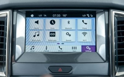 Ford Sync 3 review via the Ford Ranger FX4