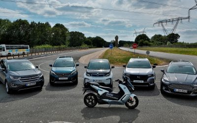 5GAA, BMW Group, Ford and Groupe PSA Exhibit First European C-V2X Direct Communication Interoperability Between Multiple Automakers
