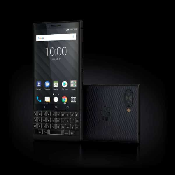 BLACKBERRY KEY2 NOW AVAILABLE IN SOUTH AFRICA