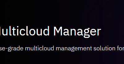 IBM Unveils World's First Multicloud Management Technology