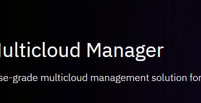 IBM Unveils World's First Multicloud Management Technology