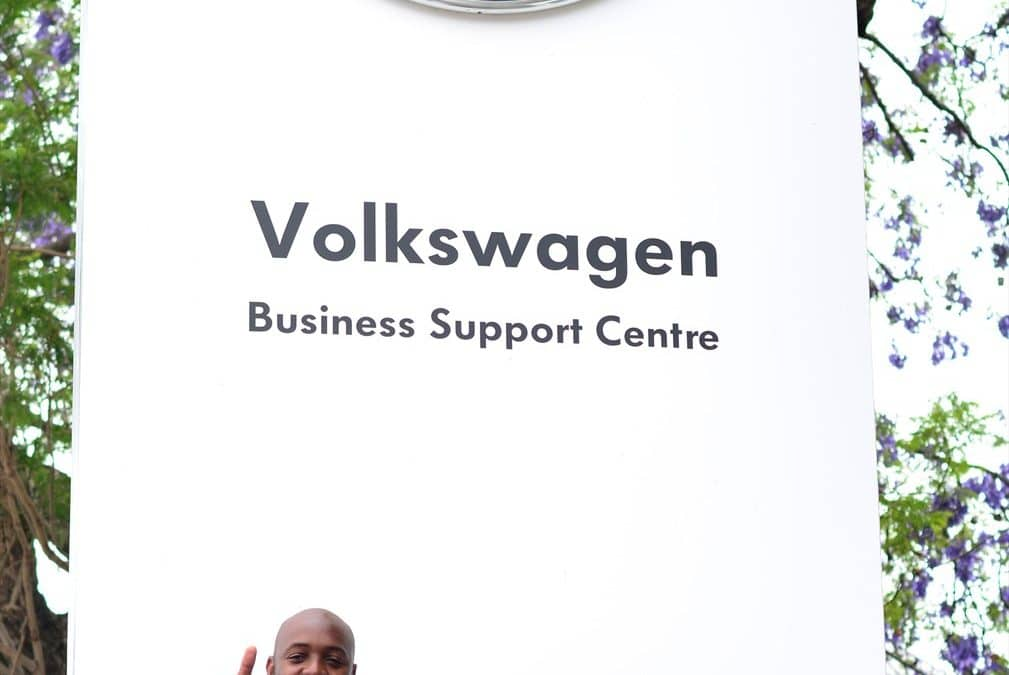 Volkswagen continues to support local economic development