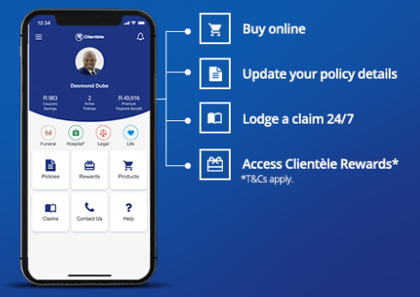 Clientèle Rewards and app now available to Clientèle policyholders
