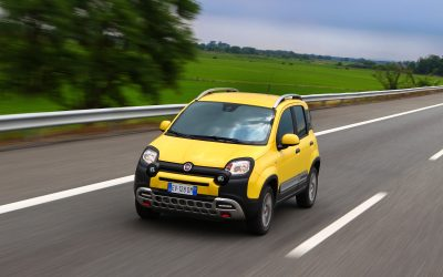 """Panda Cross wins the Crossover category at the 4X4 Magazine """"4×4 of the Year 2019 awards'"""" in UK"""