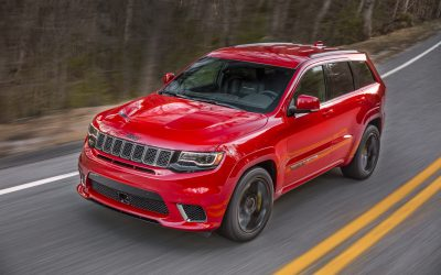 522 kW Jeep Grand Cherokee Trackhawk takes a sho't left onto local roads and into SA showrooms