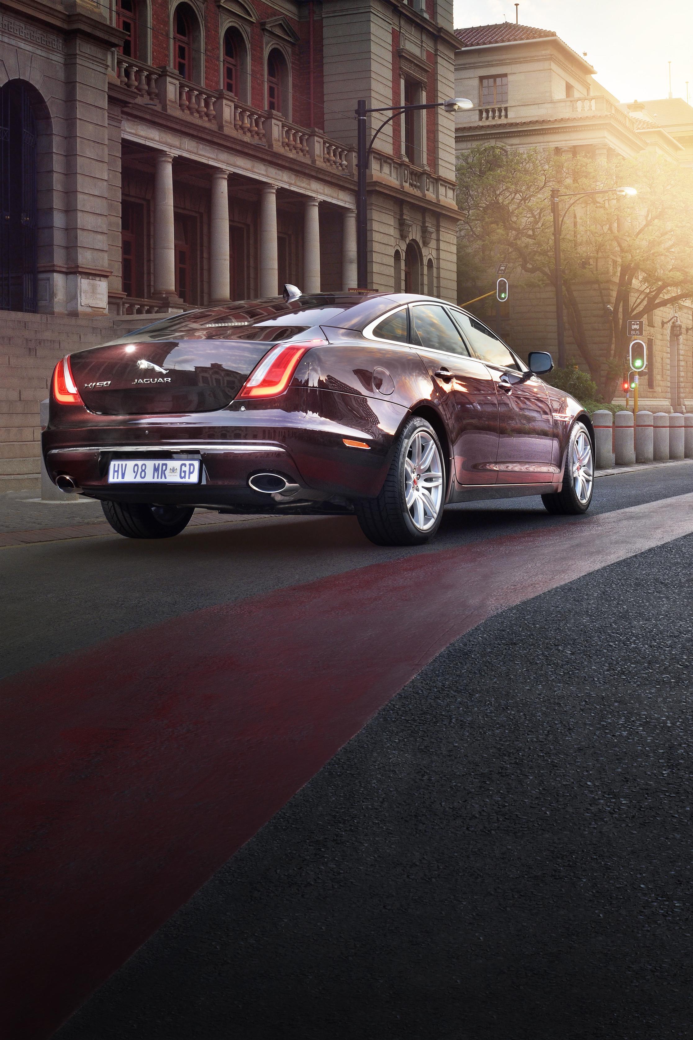 Commemorative Jaguar XJ50 edition makes its South African ...