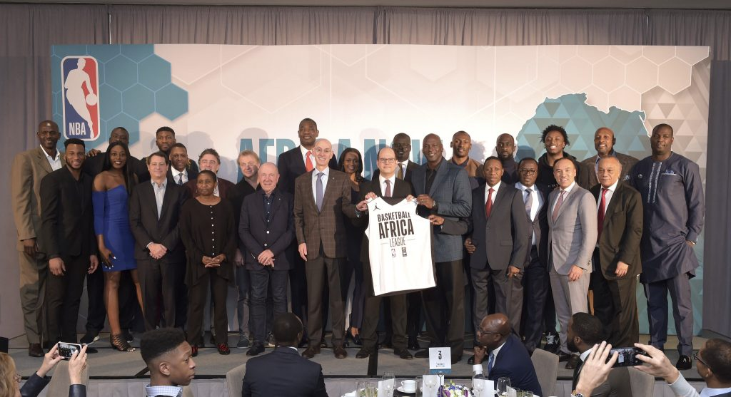 NBA AND YOUTUBE PARTNER TO LAUNCH LIVE GAMES ON LEAGUE'S FIRST CHANNEL DEDICATED TO FANS IN SUB-SAHARAN AFRICA