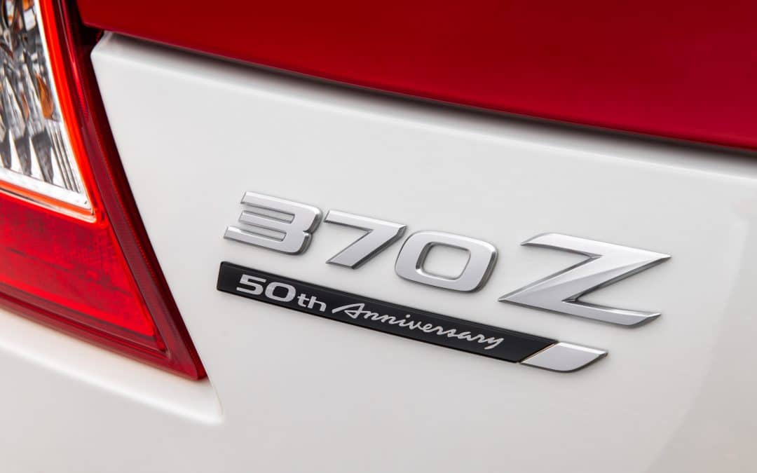 Nissan celebrates 50 years of the Z car with 2020 370Z