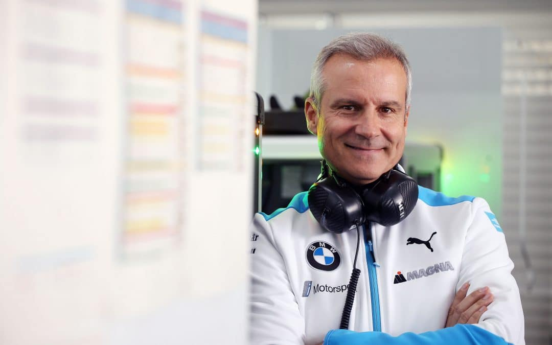 #Electrifying: An interview with Jens Marquardt on the season so far and the strength of the BMW i drivetrain in Formula E