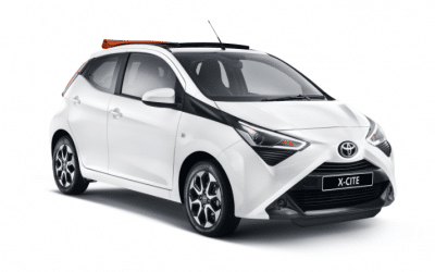 Toyota's Small Car Range Tweaked