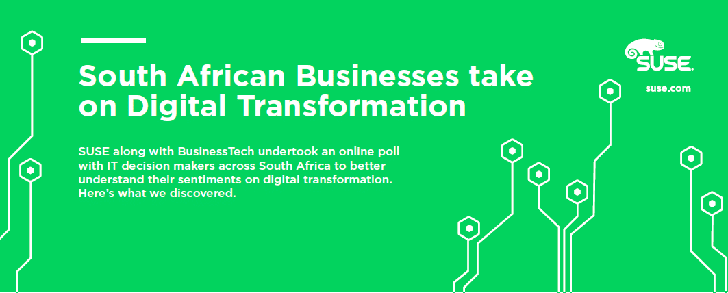 Snapshot of Digital Transformation in South Africa