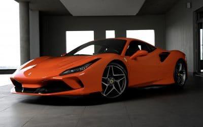 Ferrari F8 Tributo: A celebration of excellence