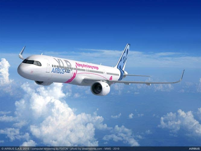 Goodyear to supply Airbus A321XLR with Flight Radial Tyres
