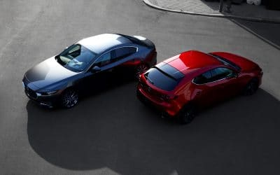 Next-generation Mazda3 Leading Mazda into a Bold New Era