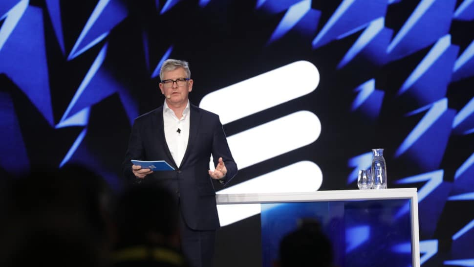 Time has proven Ericsson to be a trusted partner in China
