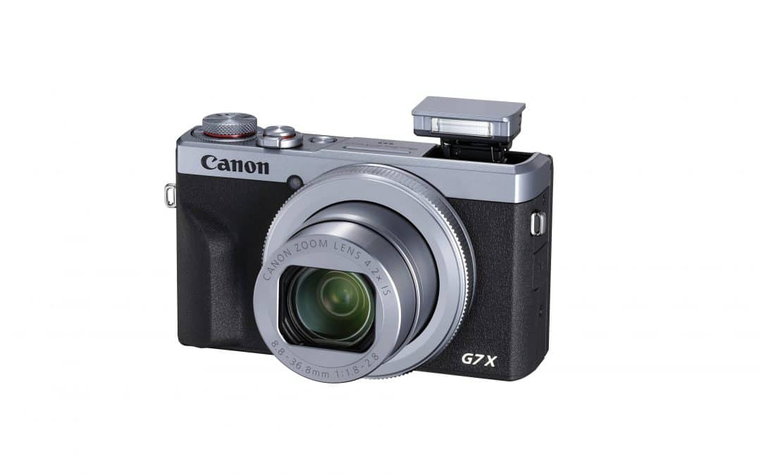 Canon bolsters its iconic PowerShot G series with two new, high-quality compact cameras for enthusiast photographers and vloggers