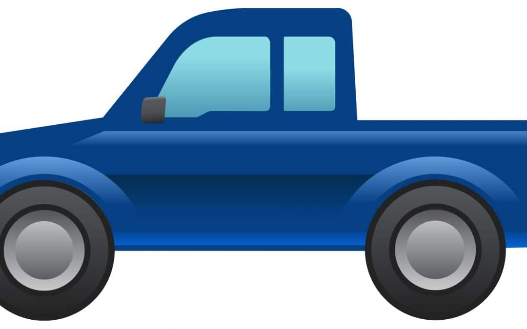 Where in the world is the Pickup Truck Emoji? Hopefully on Your Phone Soon, Thanks to Ford