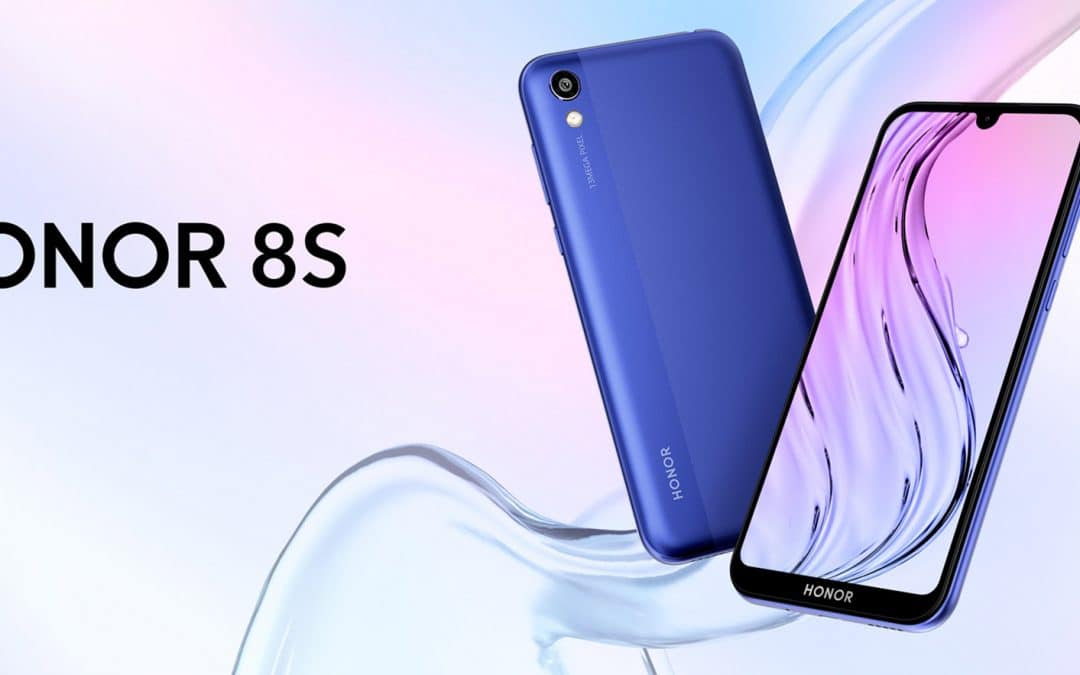 HONOR 8S launched in South Africa