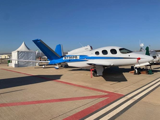 African show for General Aviation sector off to a flying start at Wonderboom National Airport