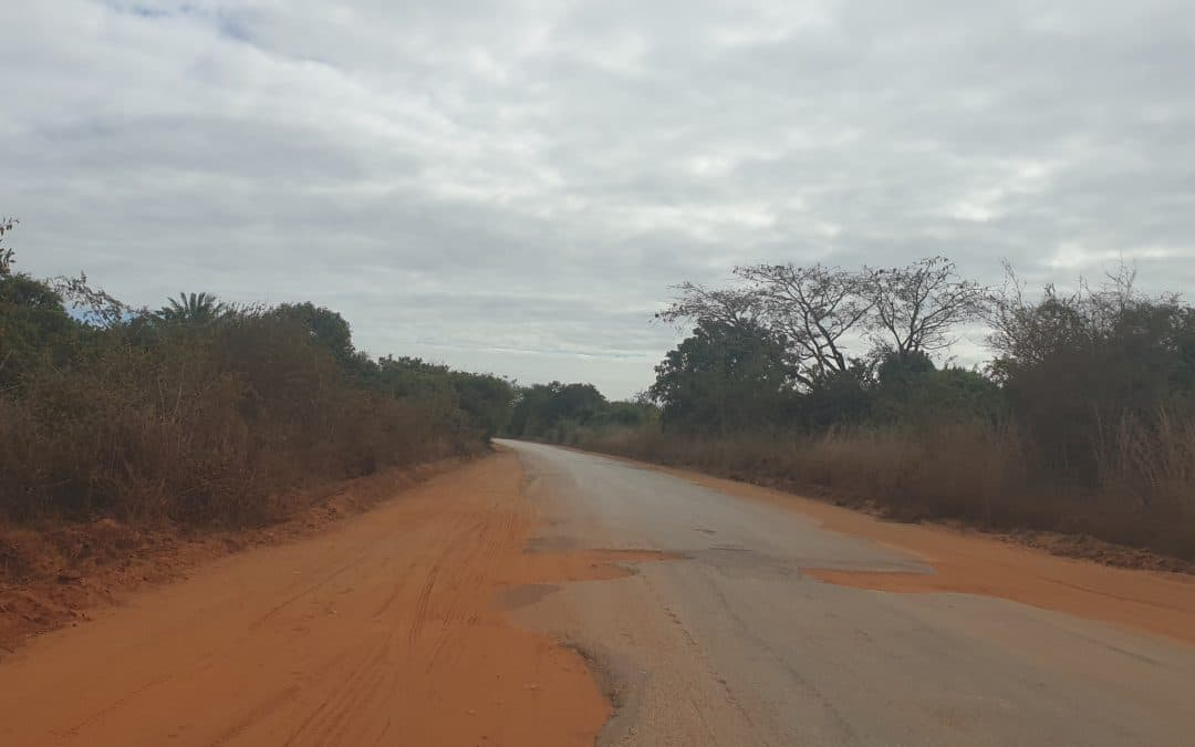Sasol and Mozambique government/CMH launch a $5.9 million emergency repair works of the EN1 Road