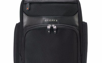 EVERKI Onyx premium 15.6-inch laptop backpack review