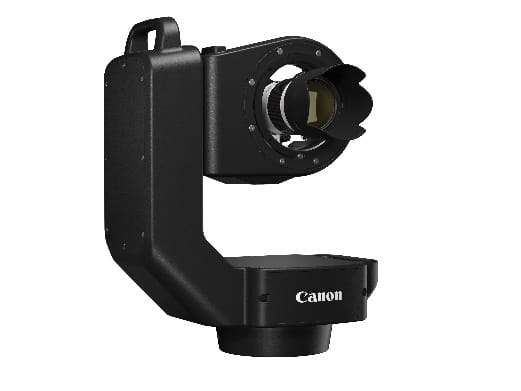 Canon develops a remote-control system for interchangeable-lens cameras